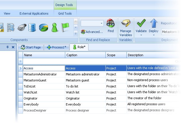 How to use Dynamic Roles in OpenText MBPM version 9 [Quick Tip]