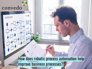 RPA business process