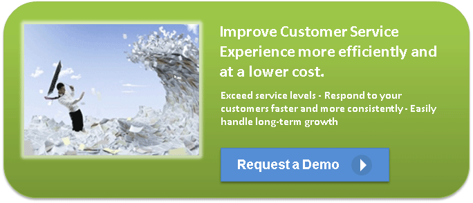 Are you happy with the level of customer service you're providing to your customers?