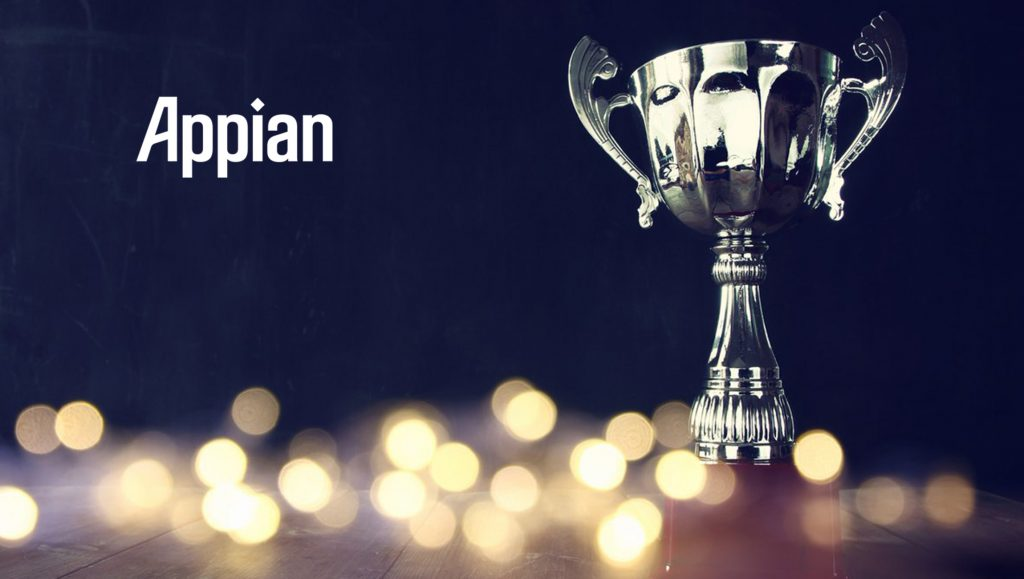 convedo Appian Value Award - Appian Partner UK London Germany Frankfurt Sydney Australia