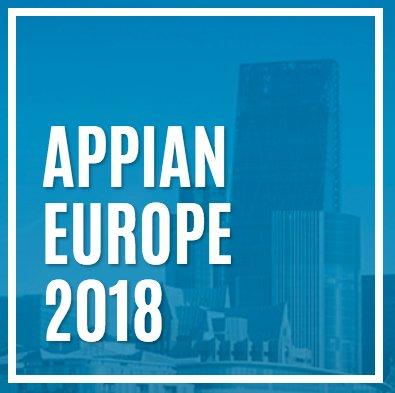 Appian Europe 2018