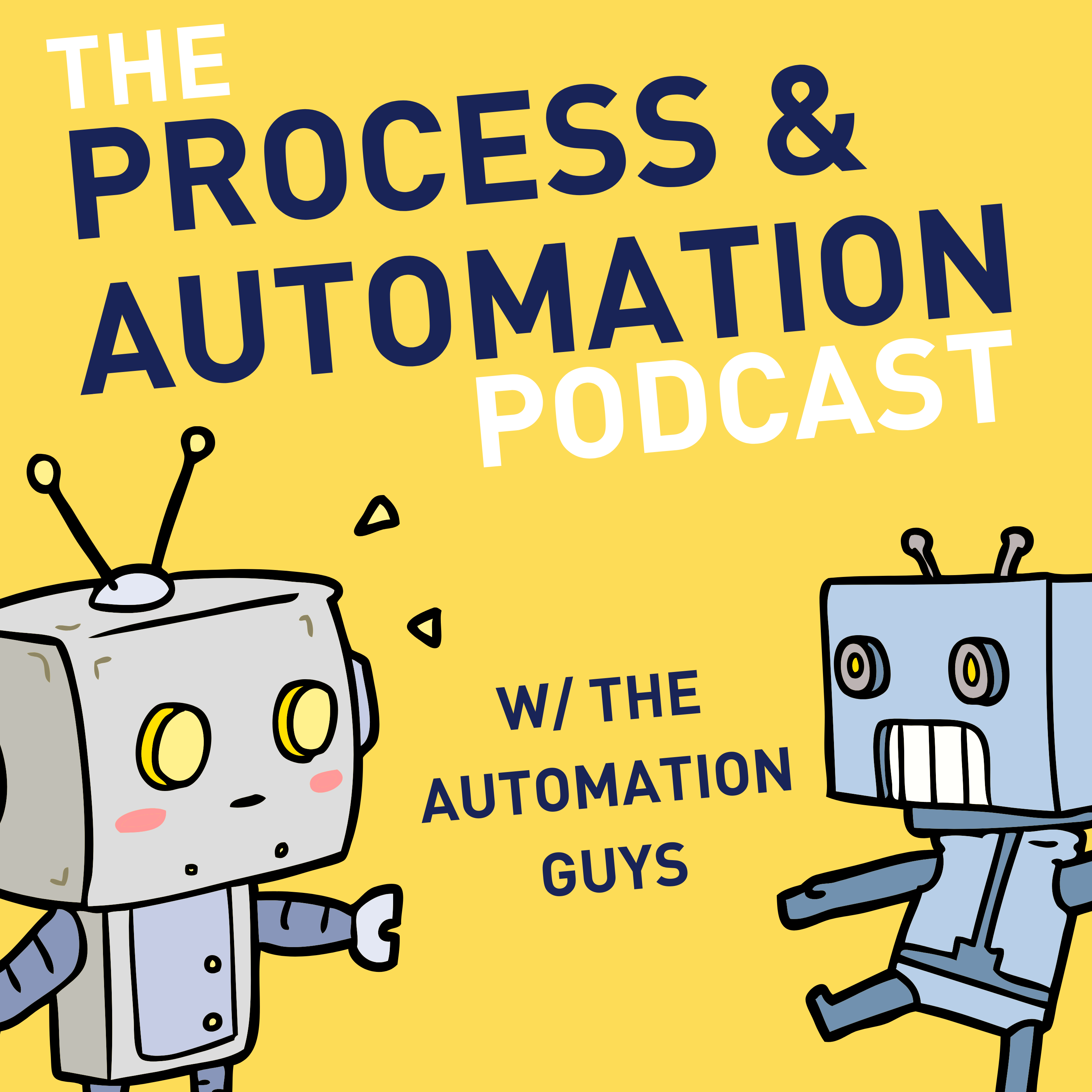 the process and automation podcast