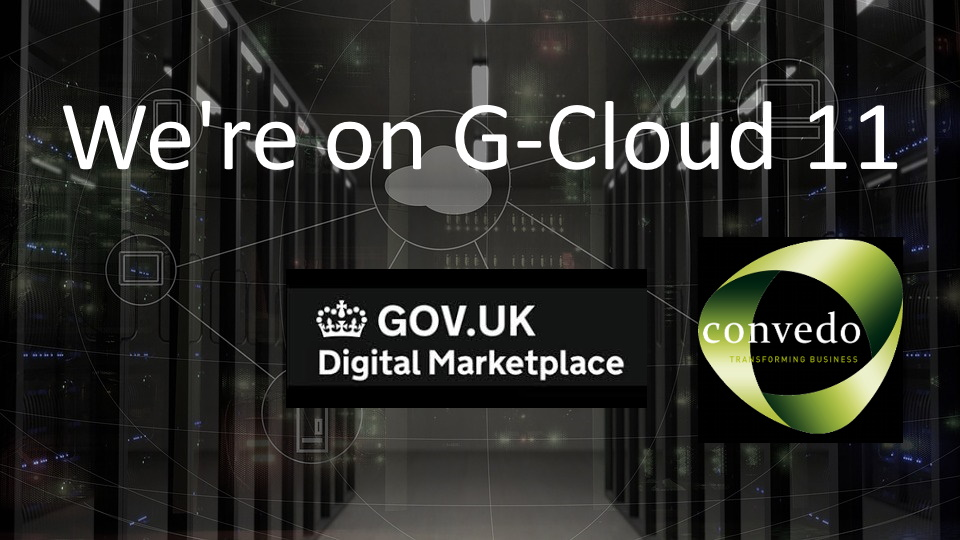 G-Cloud Press Release