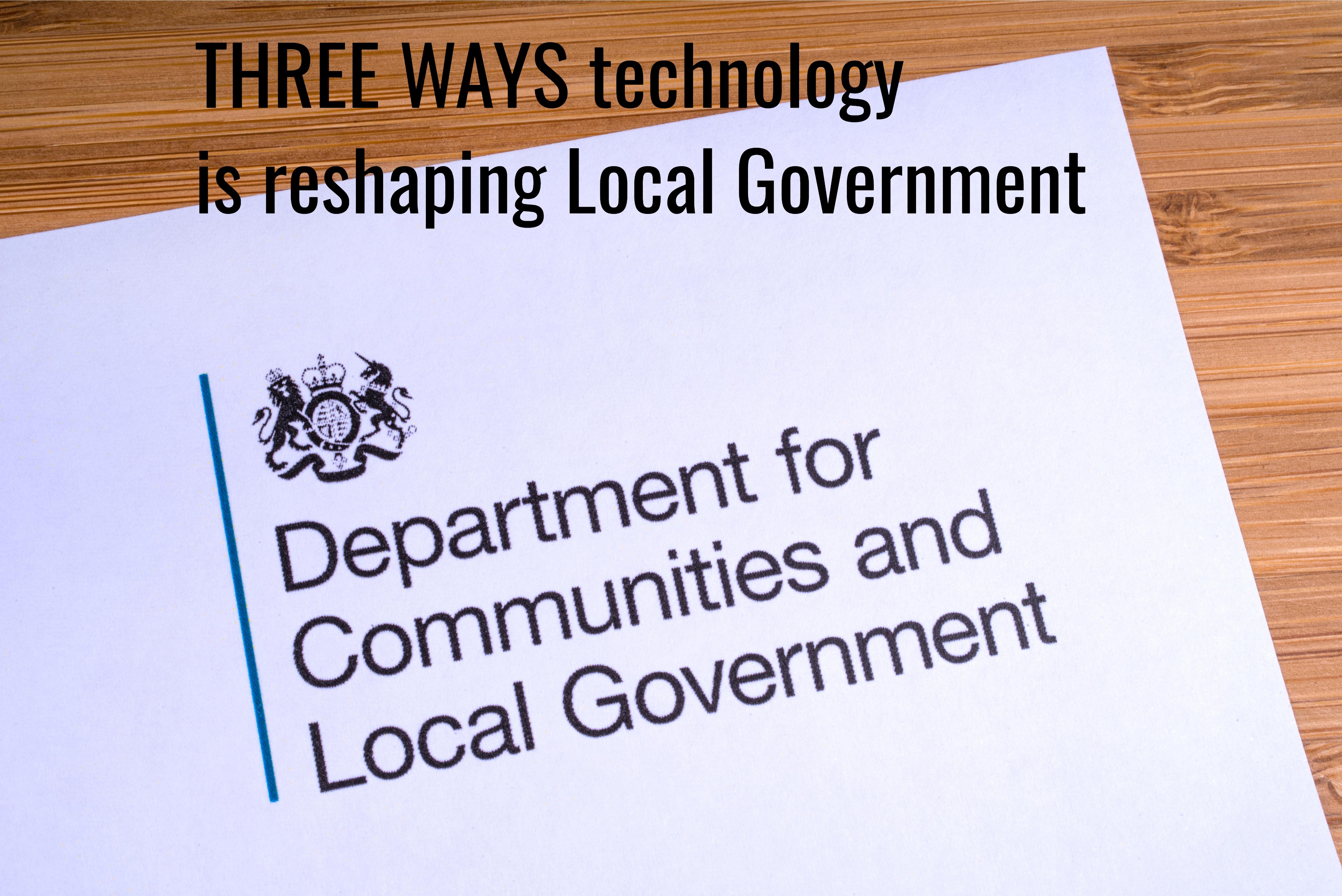 Local gov banner
