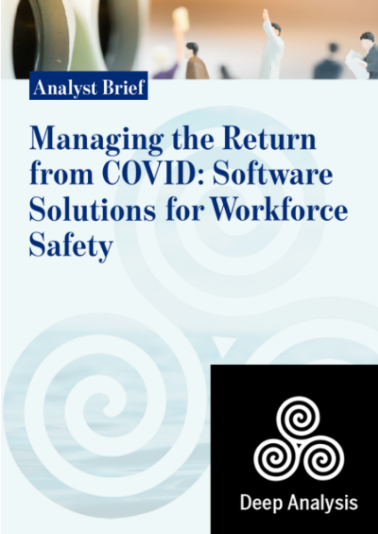Software Solutions for COVID-19 Workforce Safety